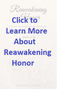 Reawakening Honor Cover